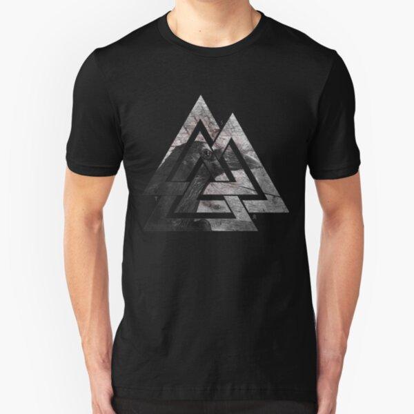 Odin's Raven Slim Fit T-Shirt