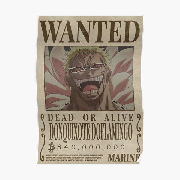 Doflamingo Poster
