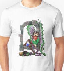 Knitting Fairy Unisex T-Shirt