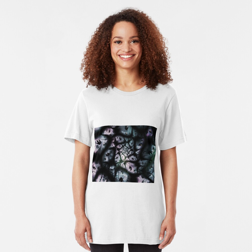 Shadow Cave Slim Fit T-Shirt