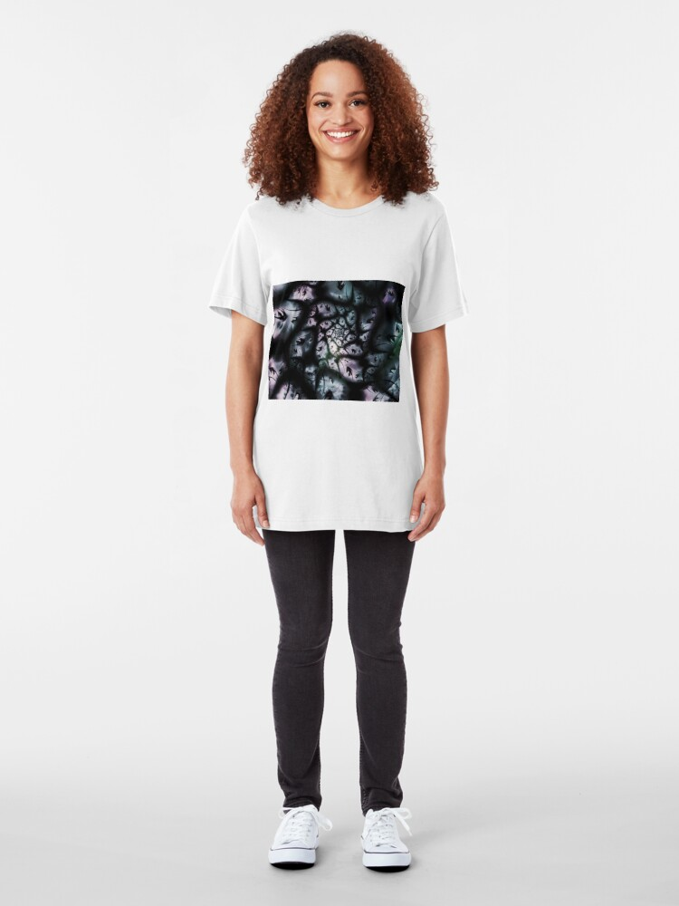 Alternate view of Shadow Cave Slim Fit T-Shirt