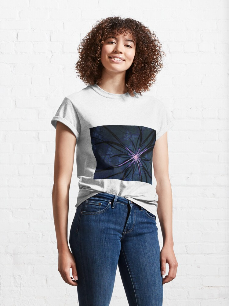 Alternate view of Sea Anemone Classic T-Shirt