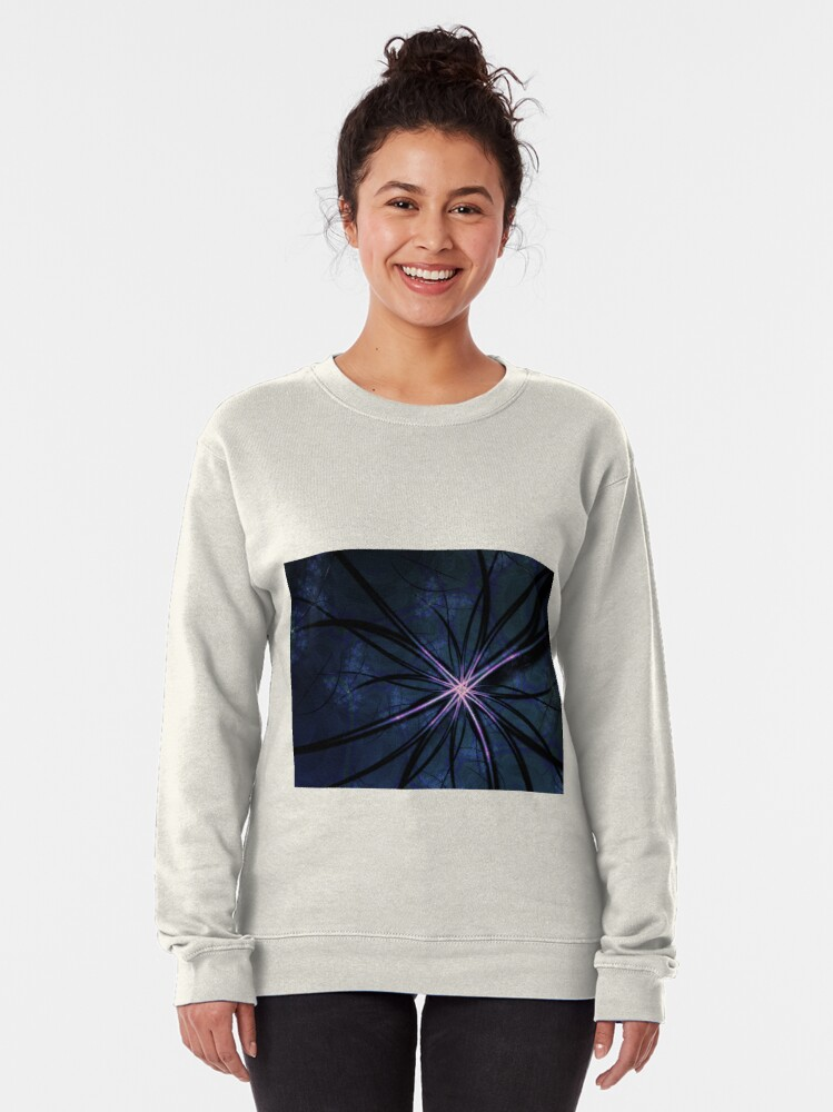 Alternate view of Sea Anemone Pullover Sweatshirt