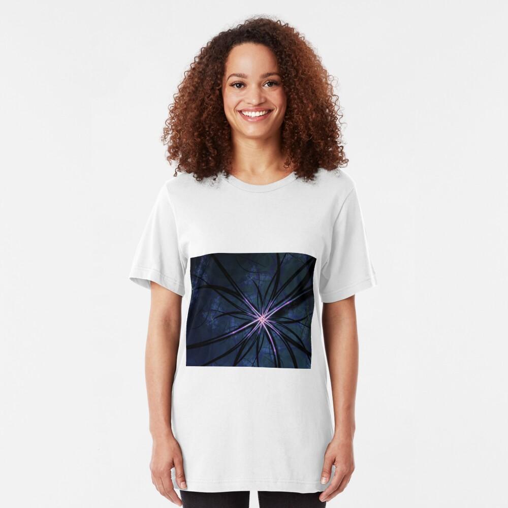 Sea Anemone Slim Fit T-Shirt