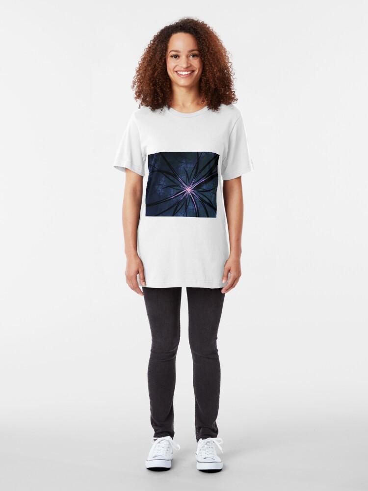 Alternate view of Sea Anemone Slim Fit T-Shirt