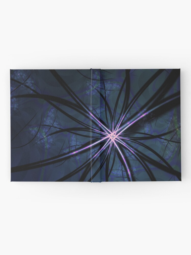 Alternate view of Sea Anemone Hardcover Journal