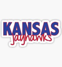 Kansas University Sticker