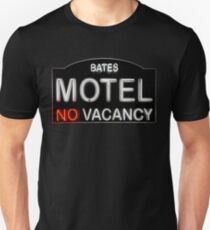 Bates Motel Sign T-Shirt