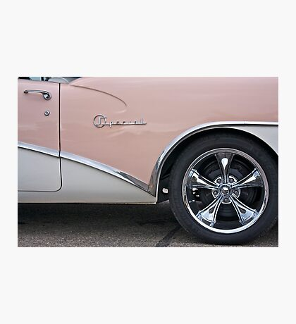 Buick Special Photographic Print