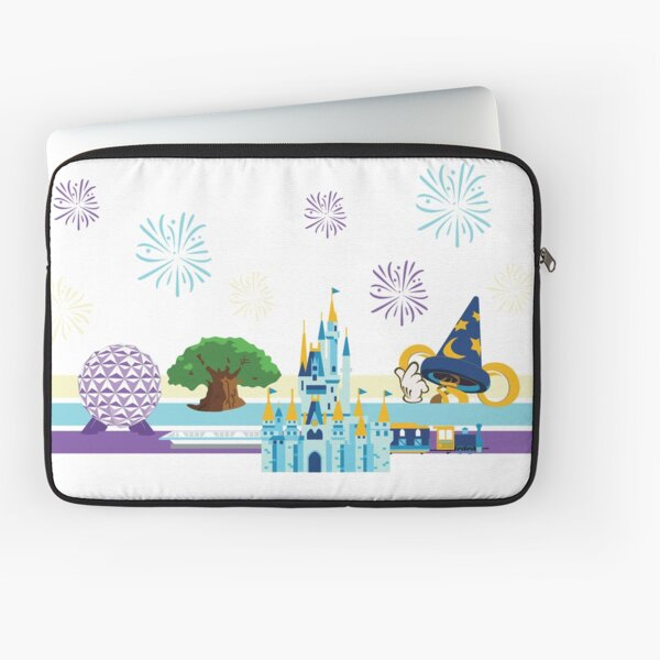 Magical Kingdom  Laptop Sleeve