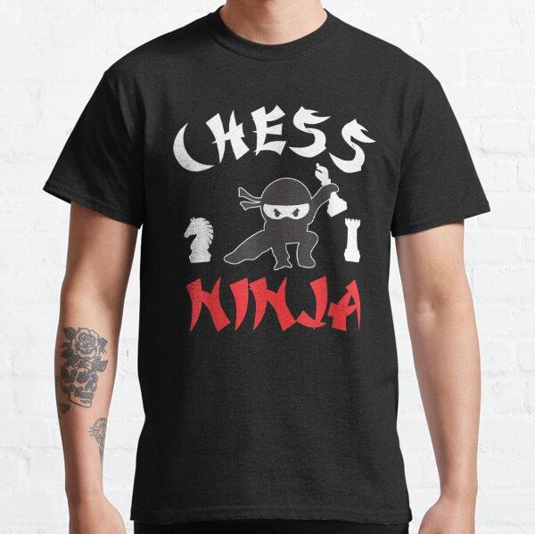 Chess Ninja Chess Sports Ninja Classic T-Shirt