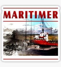 The Maritimer Sticker