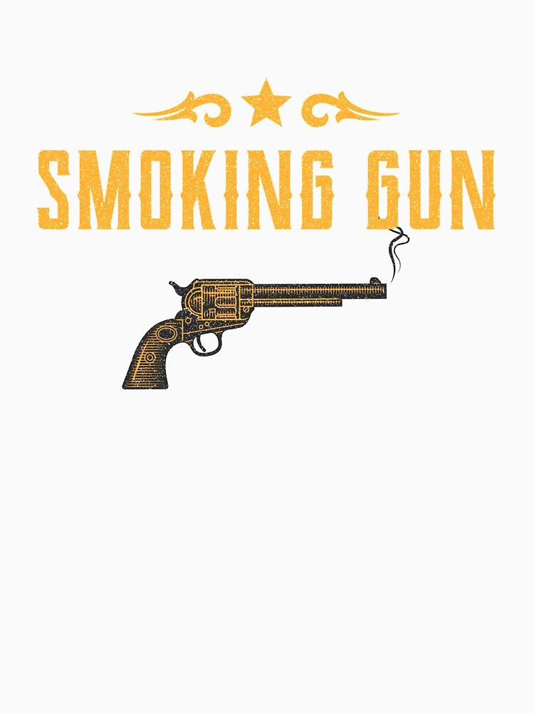 Smoking Gun Design by ds-4