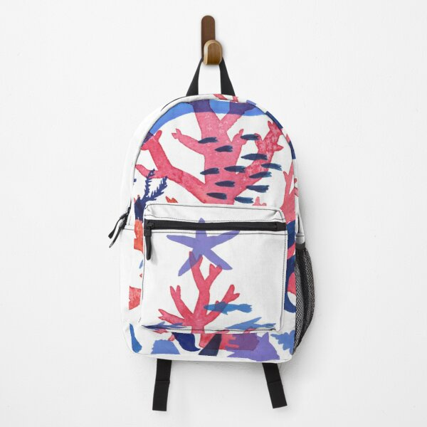 Christmas Coral Backpack