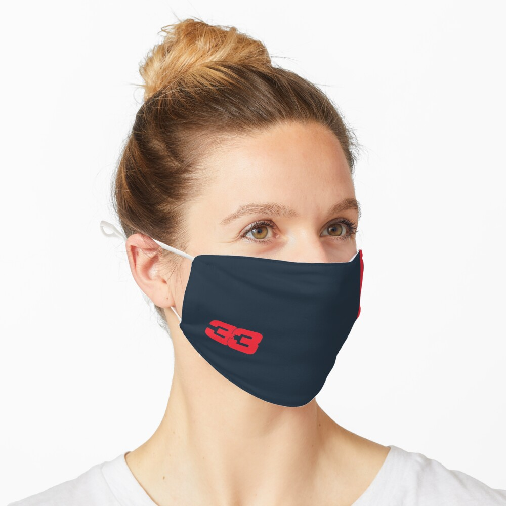 Masque «Verstappen F1 2021»