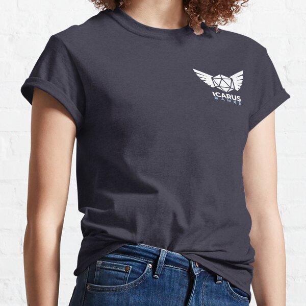 Icarus Games Logo Classic T-Shirt