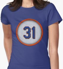31 - Piazza Women's Fitted T-Shirt