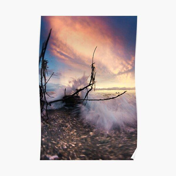 quick sundown tide Poster