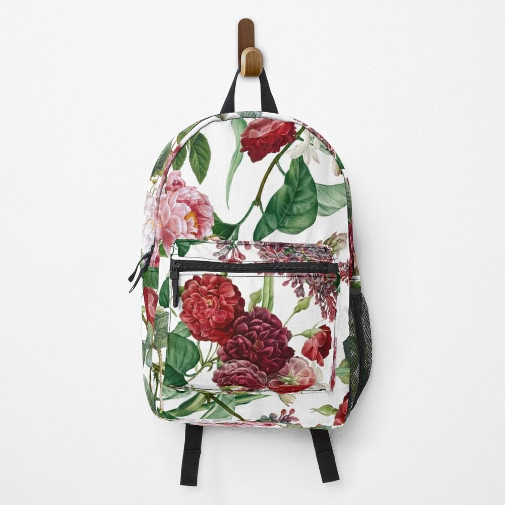 Exotic Garden - Summer II  Backpack