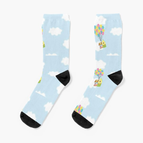 Adventure Is Out There Socks