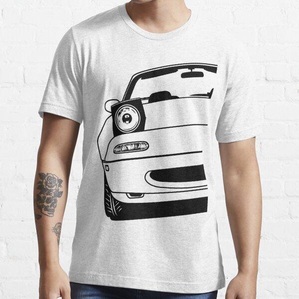 Mazda Miata MX5 NA Mk1 Meilleur design de chemise T-shirt essentiel