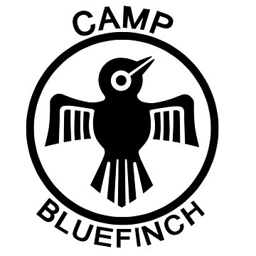 Camp Bluefinch by bjolfr