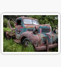 Dodge Tow Truck Sticker
