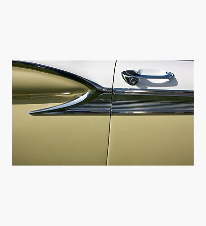 1957 Ford Galaxie Photographic Print