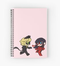 Ladynoir Spiral Notebook