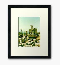 EPHESUS - LATE 1980s Framed Print