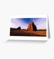 Cathedral Temples Greeting Card