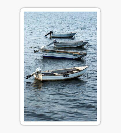 Outboard Motors Sticker
