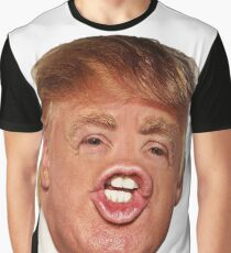 Funny Donald Trump Meme Graphic T-Shirt
