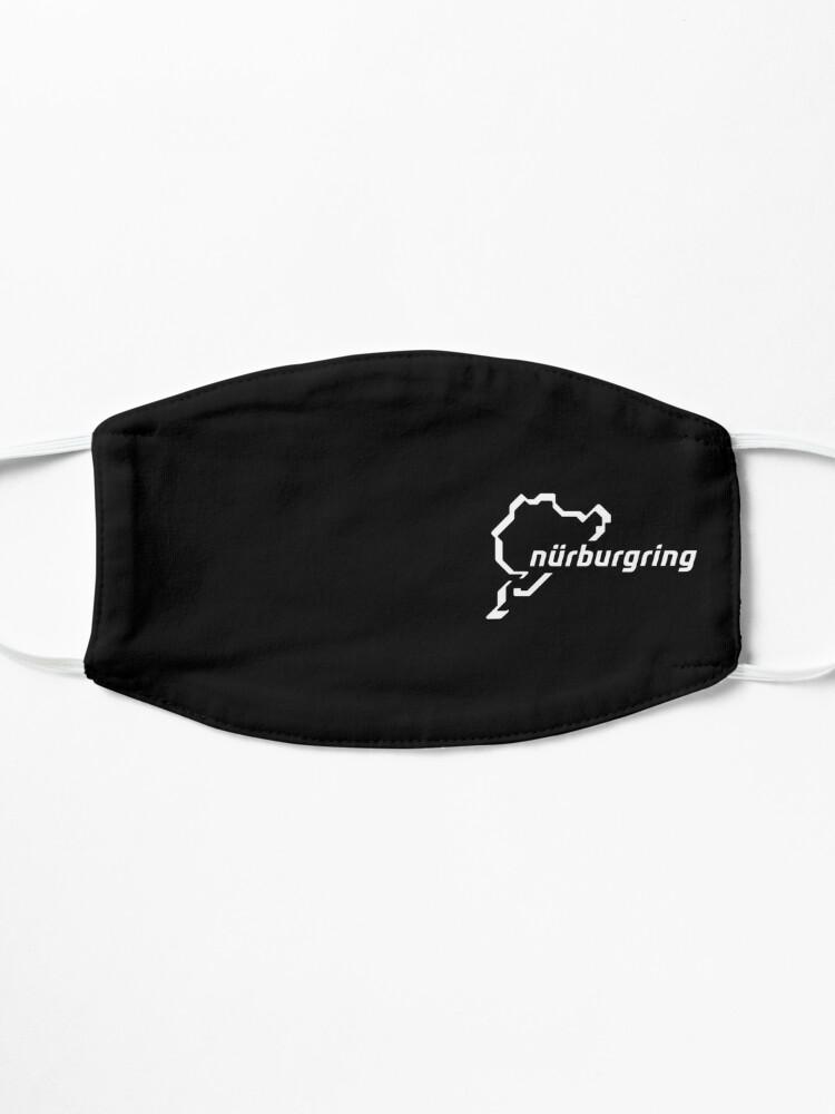 Masque ''Nurburgring': autre vue