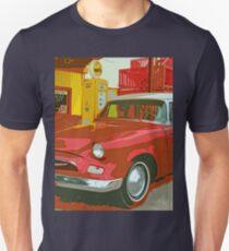 Red Studebaker Unisex T-Shirt