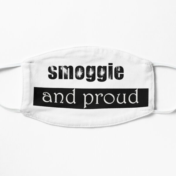 smoggie and proud Mask