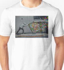 Behind the Curtain Unisex T-Shirt