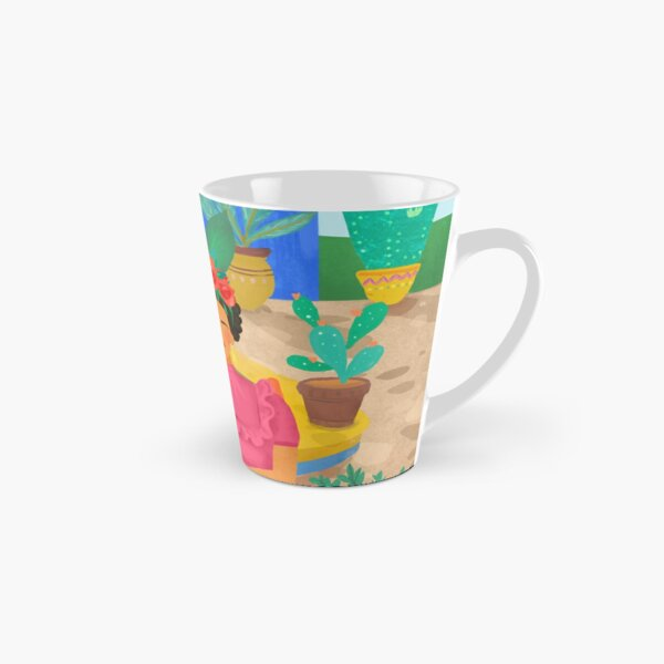Frida Khalo Tall Mug
