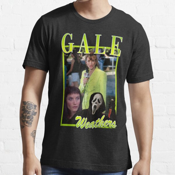 Gale Weathers Scream (Lime Green) Tribute Essential T-Shirt