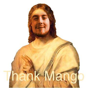 Thank Mango by smallandup
