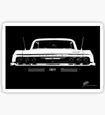 BIG AS Chevy Impala © Sticker