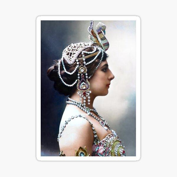 Mata Hari Sticker