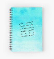 Cuaderno de espiral Alma de la fiesta