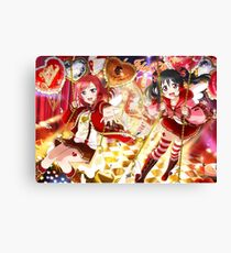 Love Live! School Idol Project - Valentine's Live! Canvas Print