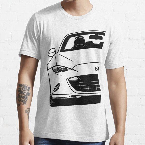 Mazda Miata MX5 ND Mk4 chemises meilleur design T-shirt essentiel