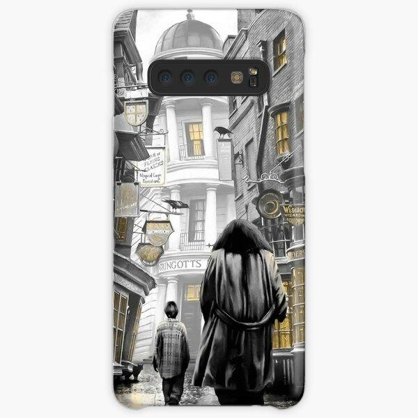 diagon alley harry Samsung Galaxy Snap Case