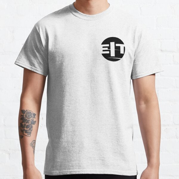 EIT logo black Classic T-Shirt