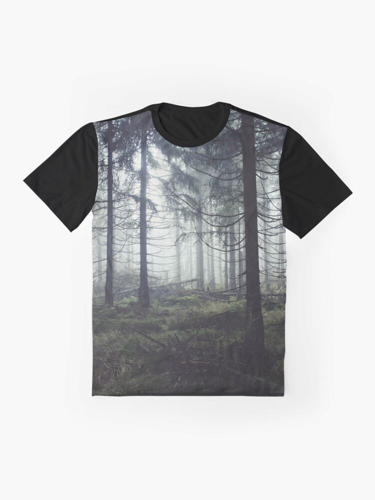Alternate view of Through The Trees Graphic T-Shirt
