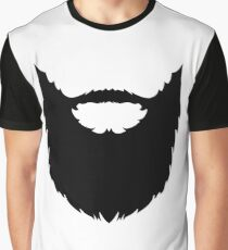 The Beard! Graphic T-Shirt