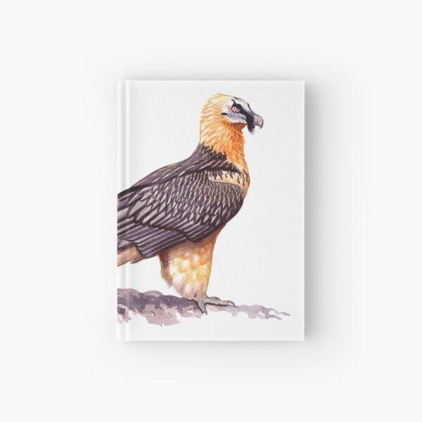 Bearded Vulture Hardcover Journal